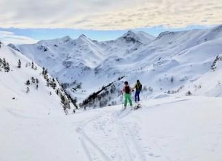 Tourskiën in Slovenië