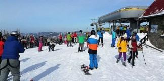 Wintersporten in Polen