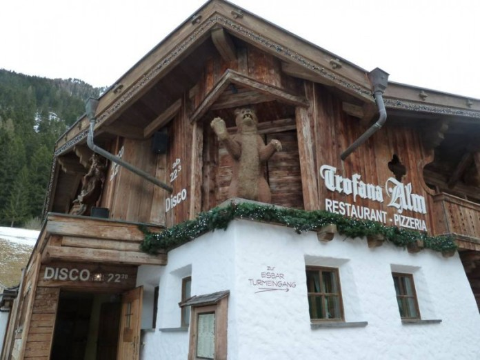Après-ski Ischgl