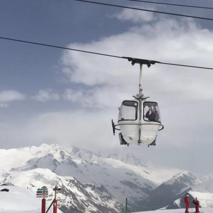 Au revoir, Les Deux Alpes!