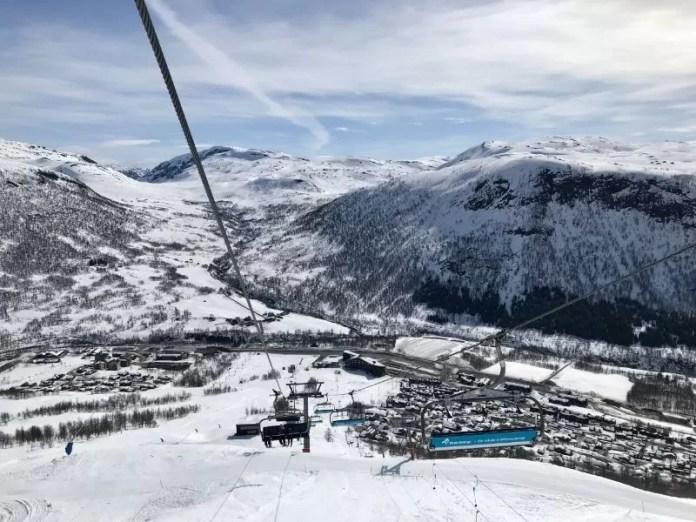 Myrkdalen, Noorwegen