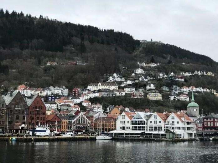 Bergen, Noorwegen