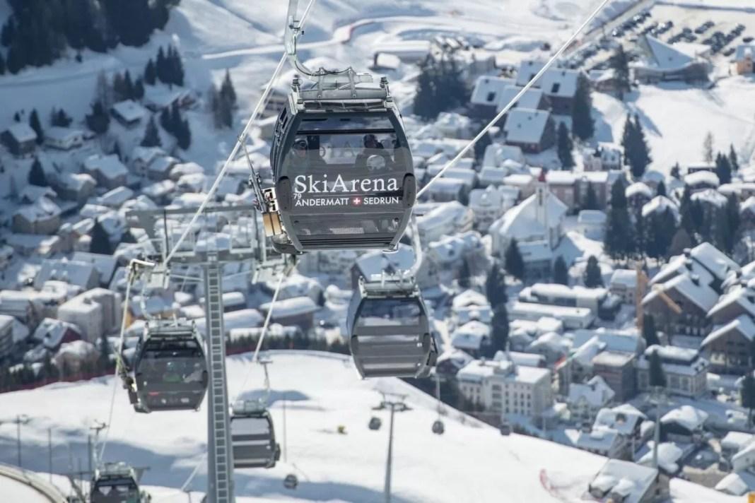 Ski Arena