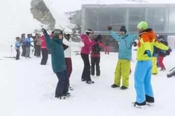 Skifahren auf der HochjochTotale (c) Stefan Kothner - Montafon Tourismus GmbH (3)