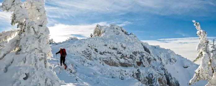 Retro Wintersporten in Duitsland - Snowrepublic