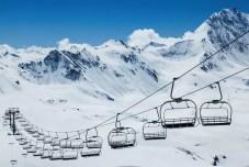 Wat een heerlijke rust in skigebied Les Sybelles © Thiery Thielemans