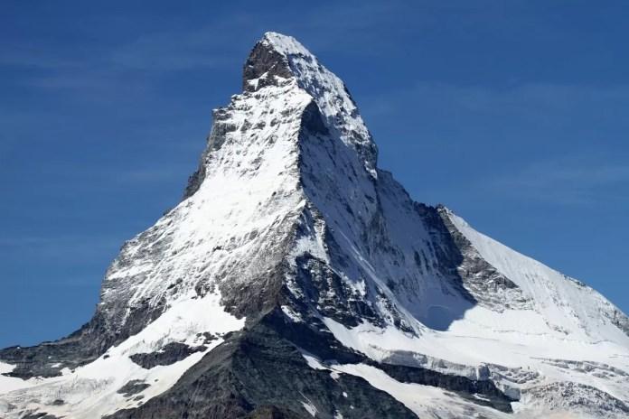 De Matterhorn vanuit Zermatt