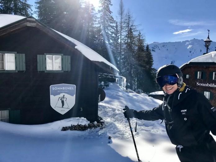 Sinds 1893 wordt er al geskied in Kitzbühel, al is er in die tijd wel wat veranderd...