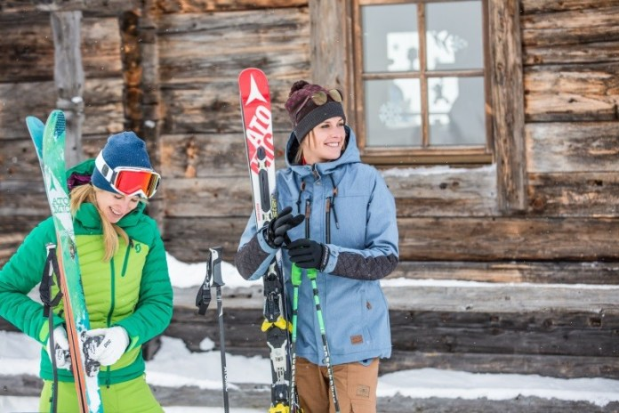 Het gebied kenmerkt zich door de gezellige en traditionele berghutten voor een pauze
