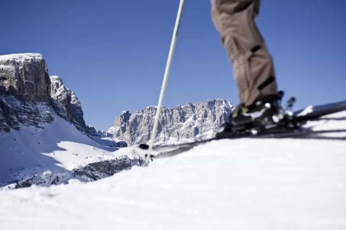 Prachtig skiën tussen de hoge bergketens. Foto: Süd-Tirol IDM Alto Adige/Alex Filz