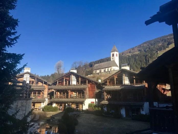 Ons geweldige verblijf in de chalets van familiehotel Post Alpina in San Candido