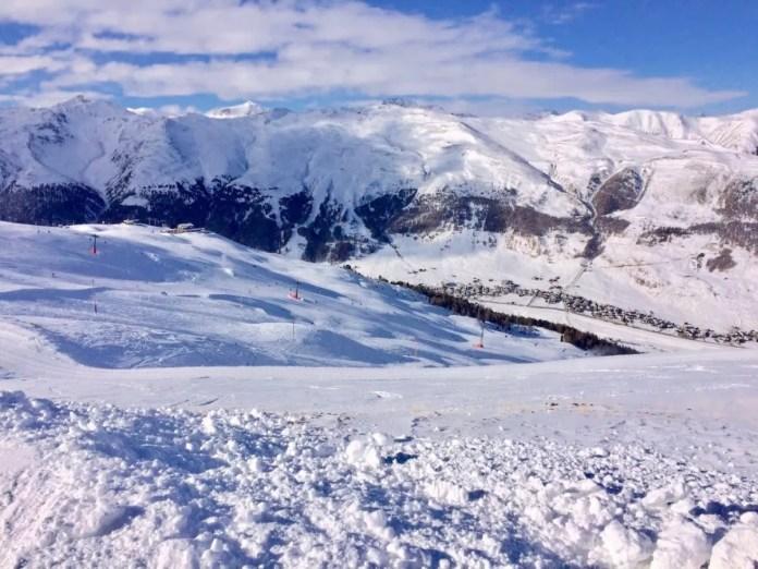 Heerlijke pistes in Livigno