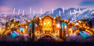 Tomorrowland winter editie