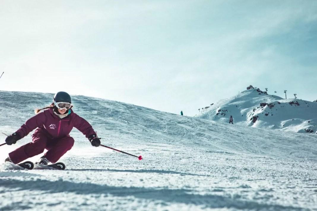 Skiën IJsland