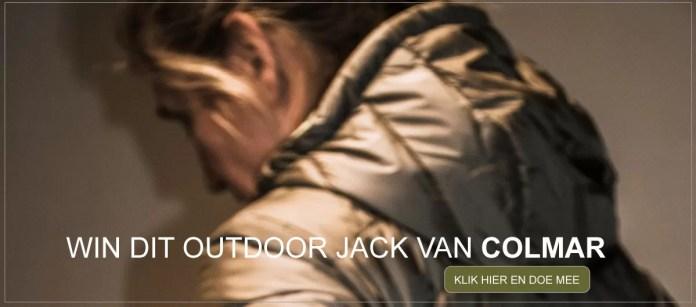 win een outdoorjack van Colmar
