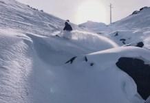 skigebied van Saas-Fee