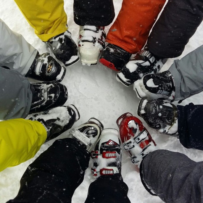 skischoen soorten pijn op wintersport