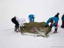 Nooit meer slapen, Finnmarkplateau Jolly Nomad 500