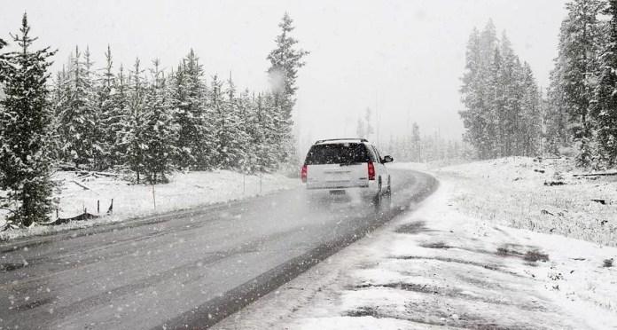 Pas je onderweg aan aan de weersomstandigheden. Foto: Pixabay