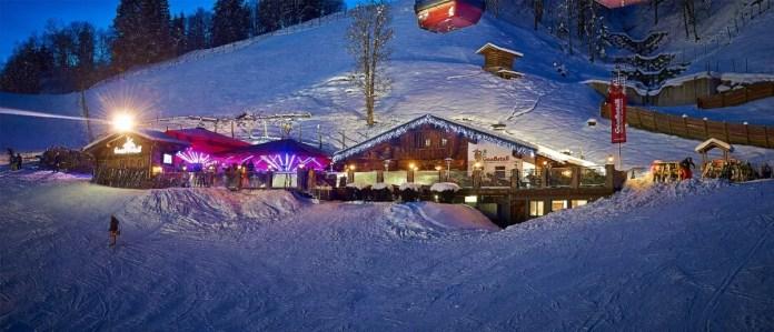 Goasstall De beste 5 bergrestaurants van Hinterglemm