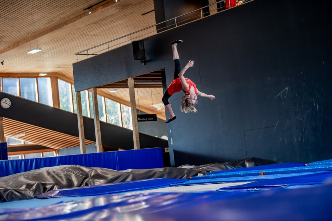 Laax Freestyle Academy