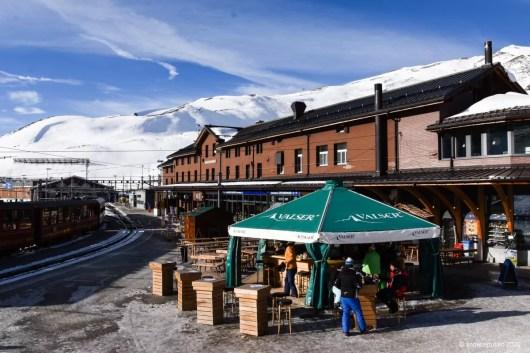 Stationsrestaurant Kleine Scheidegg