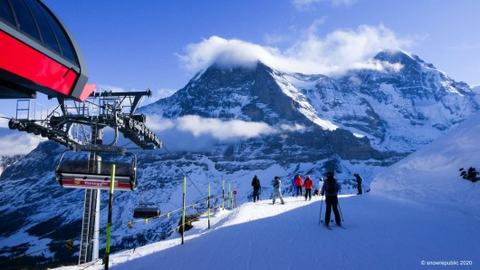Skiën in Jungfrau Region