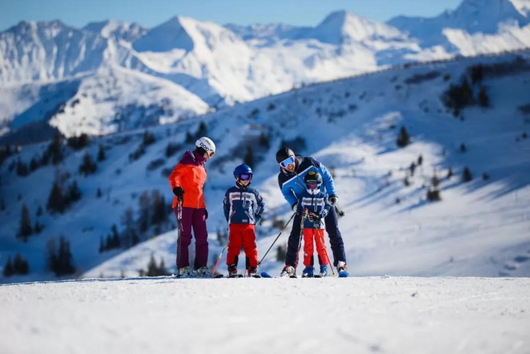 Kinderen én hun ouders hebben de tijd van hun leven in Dorfgastein. Foto: Dorfgasteiner Bergbahnen