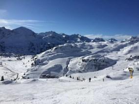 Het skiegebied van Obertauern. Fotocredits: Peter de Vries