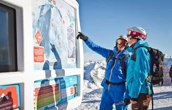 Freeriden vraagt om een gedegen voorbereiding. Foto: Gasteiner Bergbahnen AG