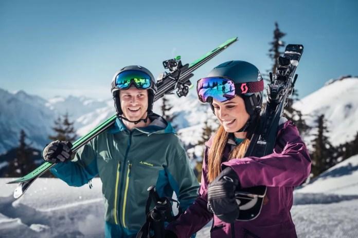 Skiën op meer dan 400 kilomter piste. Foto: Zell am See-Kaprun Tourismus