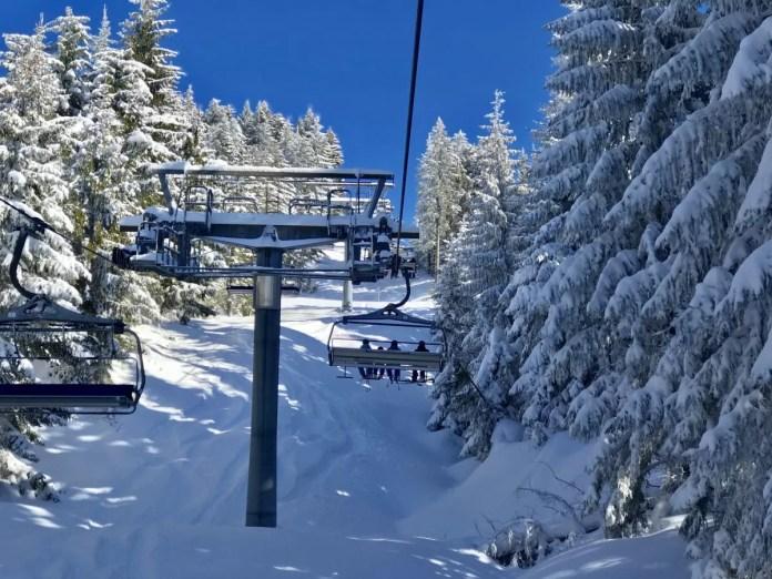 Wintersport, de mooiste week van het jaar! Foto: Pauline van der Waal