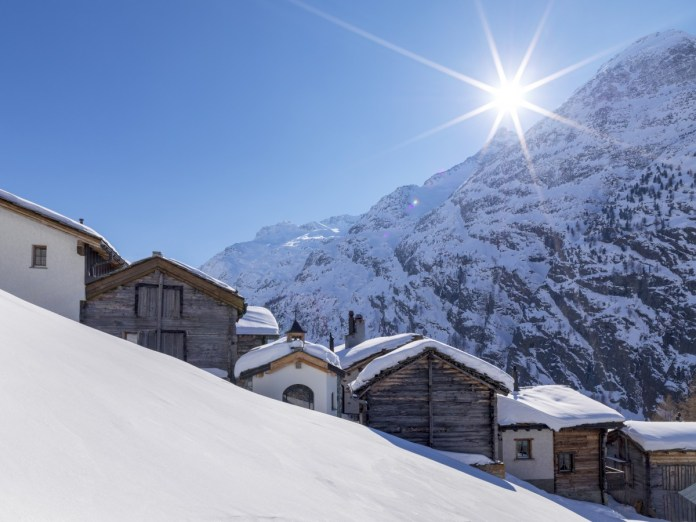 En, staat Saas-Fee al op je wishlist? Foto: Saas-Fee