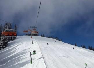 gemiddeld geskied