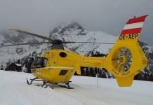 lawine-ongeval in Ötztal