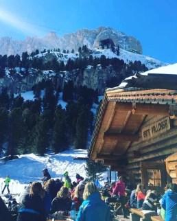 Canazei Dolomites. Foto: Danny van de Sande