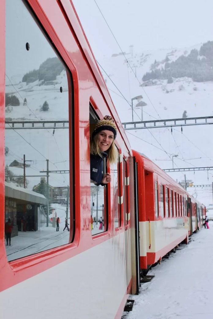 De ramen kunnen open voor de beste foto's. Foto: Pauline van der Waal