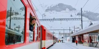 Foto: Pauline van der Waal Swiss Travel Pass