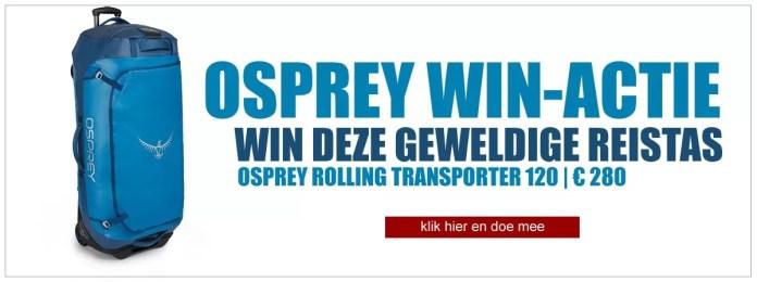 Osprey win-actie