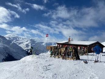 Graubunden, Zwitserland. Foto: Maaike de Vries