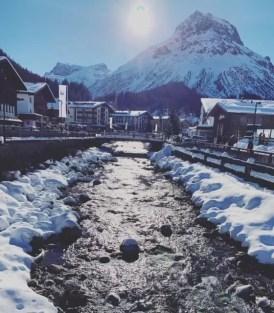 Lech, Vorarlberg. Foto: Lisa Nelis
