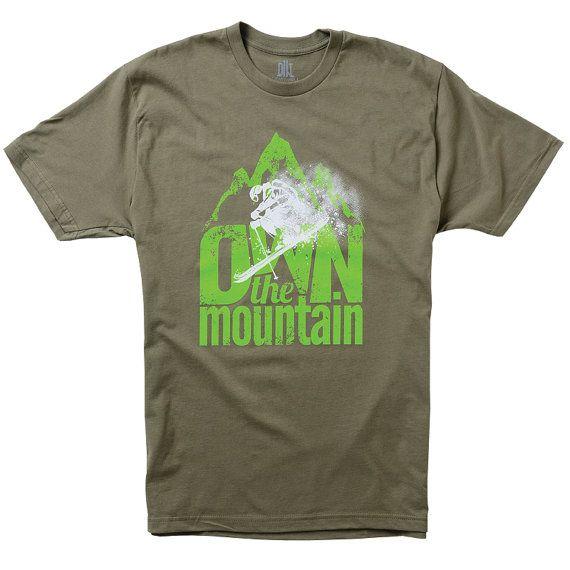 own the mountain