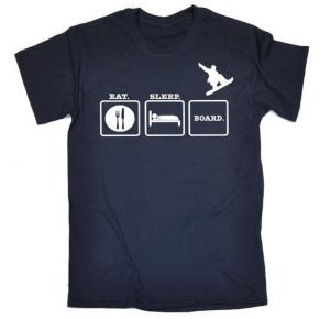 snowboard tshirt
