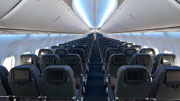 Flight test: Qantas Syd/QTN