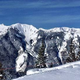 Highlands Bowl from the top of the Aspen gondola