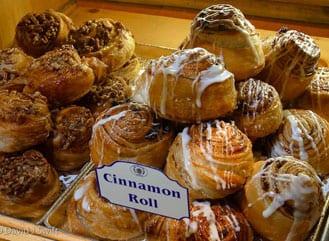 The Bunnery cinnamon buns