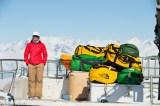 Hilaree Oneill, Southeast Greenland photo:Adam Clark