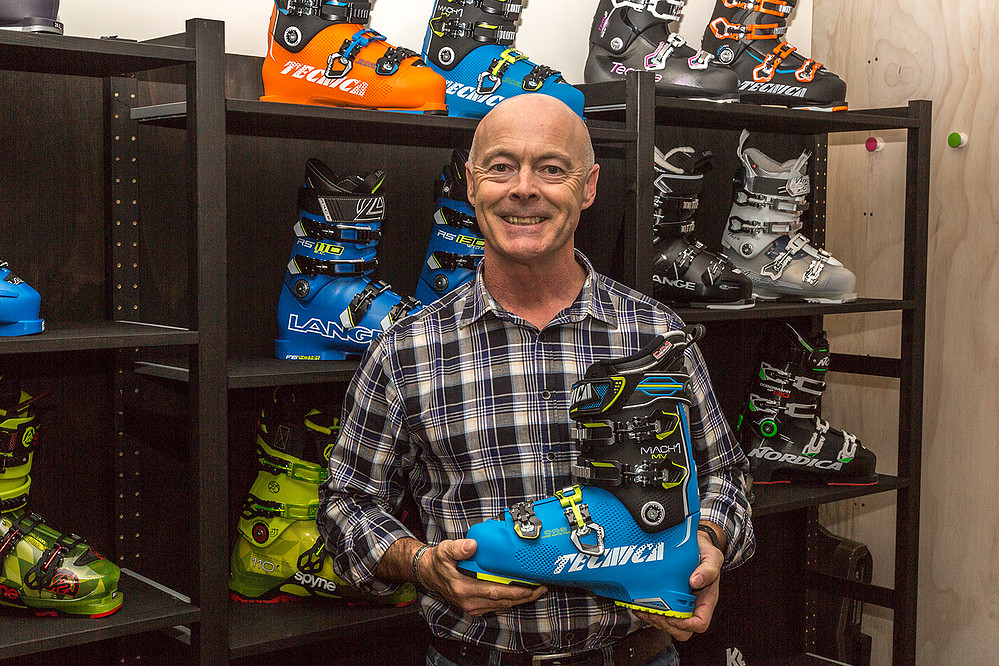 A guide to ski boots from Australia's best boot fitters