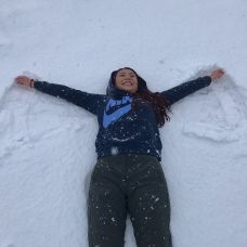 @mureabanhermza making snow angels