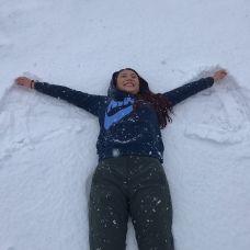 @mureabanhermza making snow angels